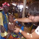 visite médicale en brousse