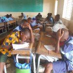 Une classe de l'école de Doudou.