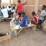 Visite médicale à l'école de Kiendsom