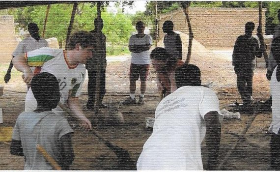 fondations à Kosodo